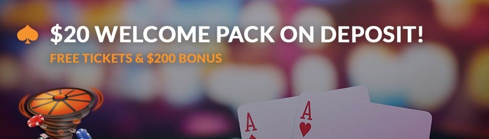 Poker Welcome Bonus Sportsinteraction